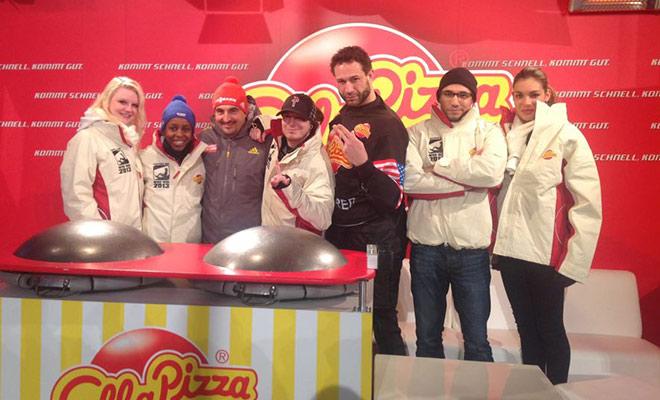 CALL A PIZZA IST NEUER SPONSOR DER TV TOTAL WOK-WM