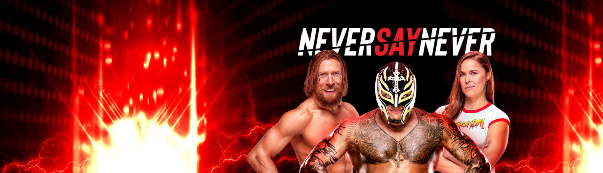 Never say never: Das CaP WWE2k19 Gewinnspiel!