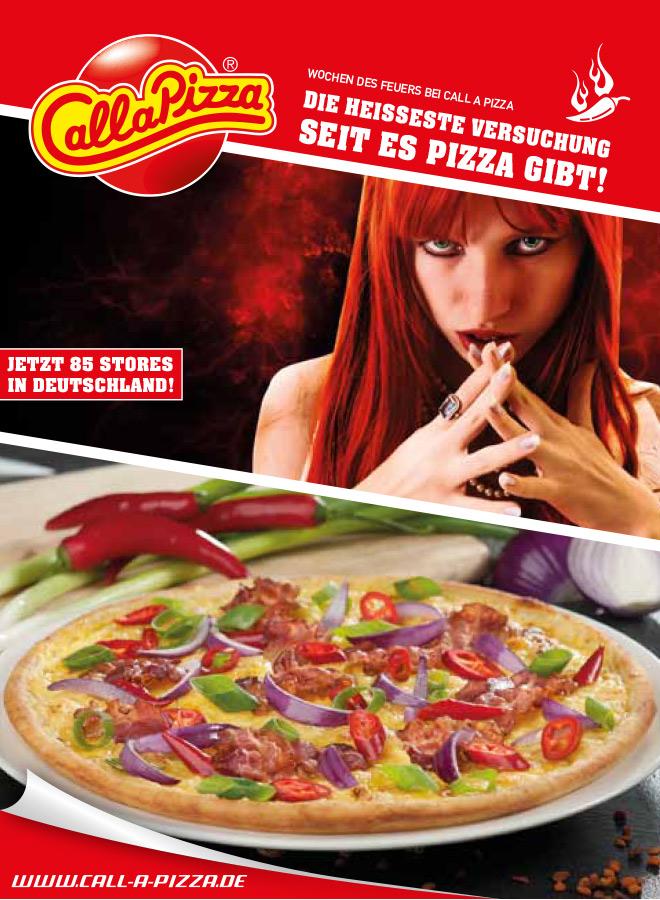 Die heisseste Versuchung seit es Pizza gibt!