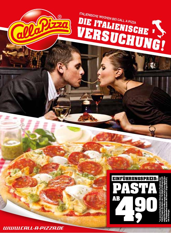Die italienische Versuchung!