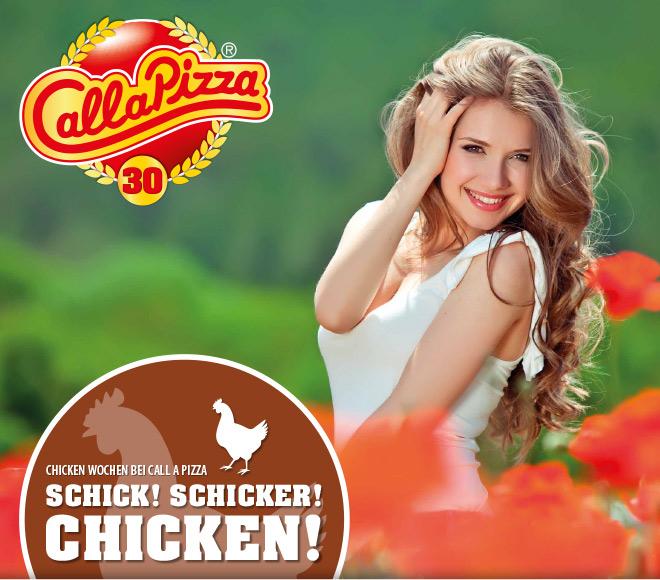 Schick! Schicker! Chicken!