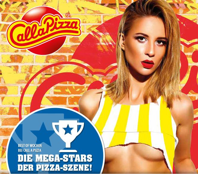 Die Mega-Stars der Pizza-Szene!