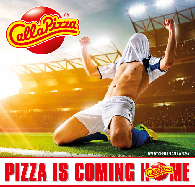 Pizza is coming Home!