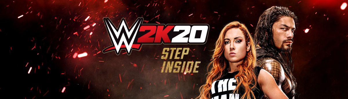 GEWINNSPIEL ZUM GAME-RELEASE VON WWE 2K20!