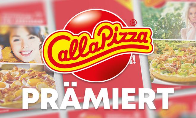 VEGANE PIZZA IN DER SYSTEMGASTRONOMIE: CALL A PIZZA ÜBERZEUGT