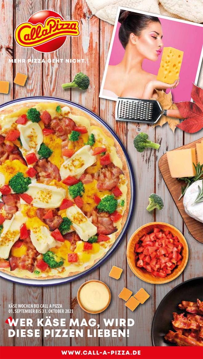Wer Käse mag, wird diese Pizzen lieben!